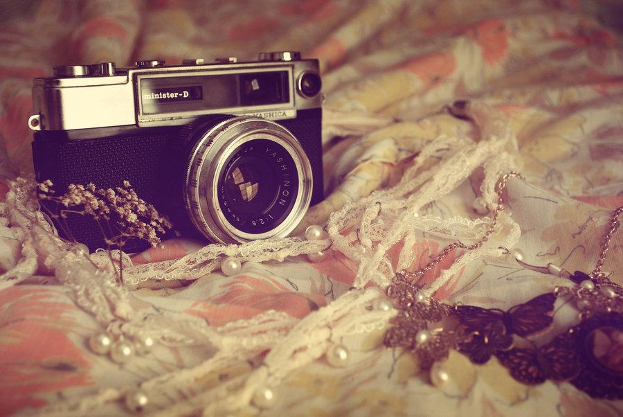 Tumblr Vintage Photography