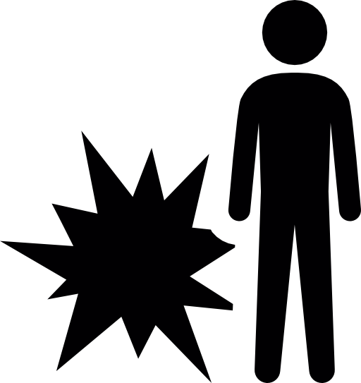 Vector Icons People Standing
