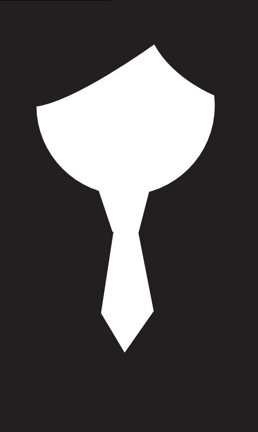 Vector Man with Tie Icon
