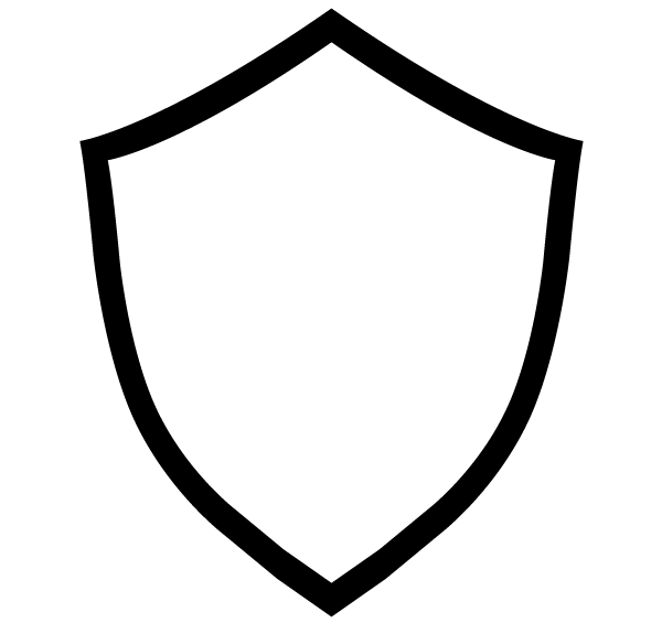 Vector Shield Shape