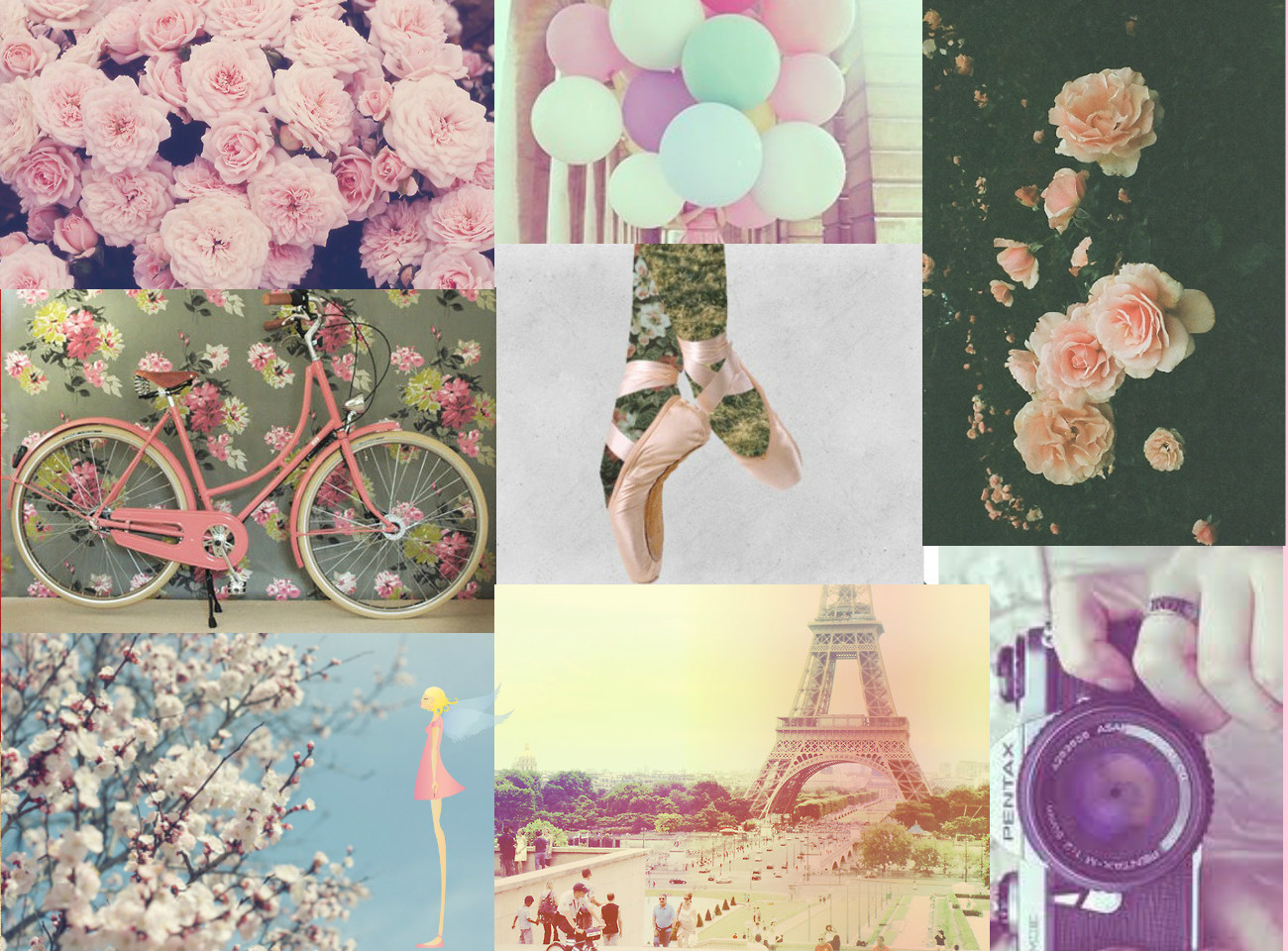 Vintage Girly Photography