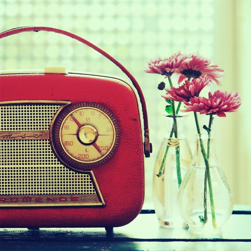 Vintage Radio Tumblr
