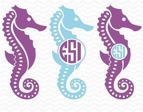 Vinyl Designs SVG Monogram Files