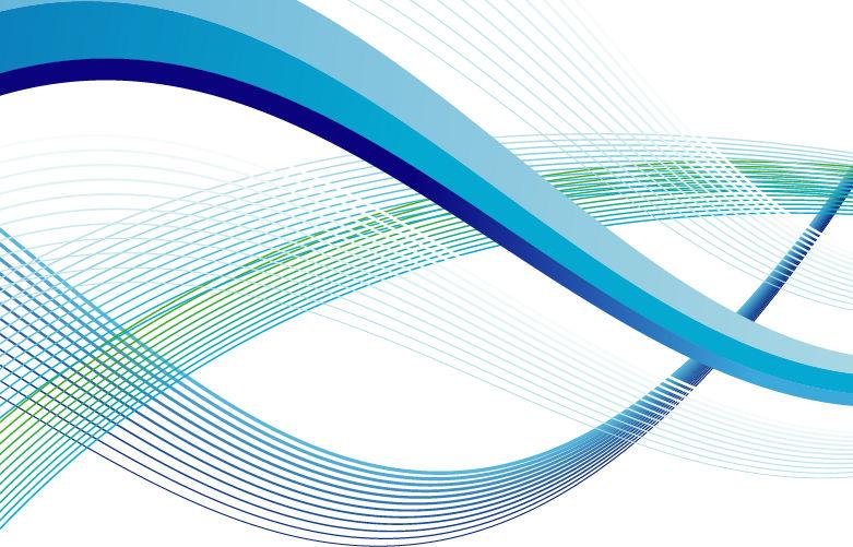 Wave Line Vector