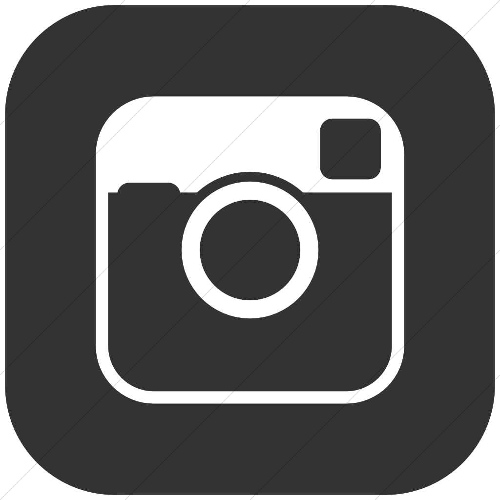 17 Instagram Icons Square Grey Images