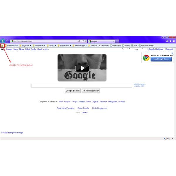Bookmark World Wide Web
