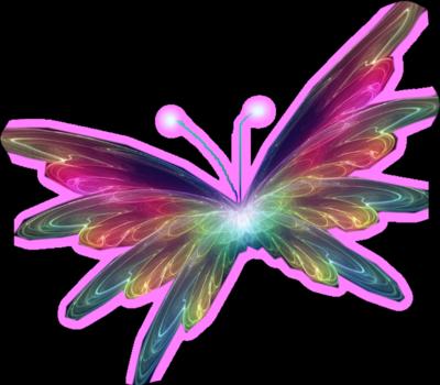Butterfly PSD