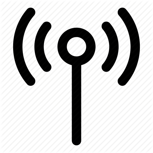 Cell Phone Signal Strength Icon