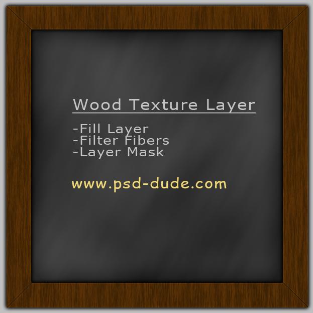 Chalkboard Photoshop Tutorial Text Effect