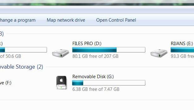 19 Change USB Icon Images