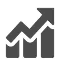 Charts and Graphs Icon