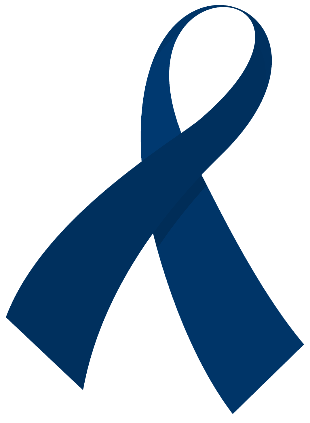 Colon Cancer Ribbon Clip Art