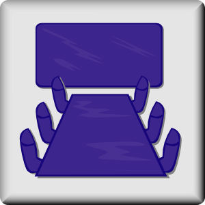 7 Conference Room Meeting Icon Images