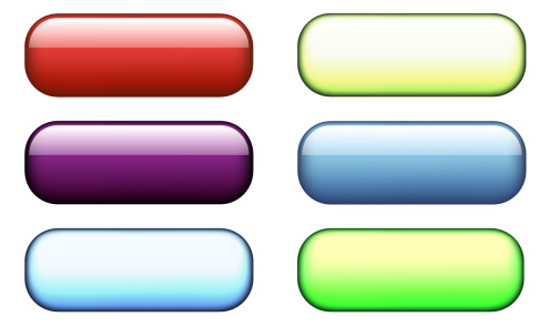 11 Web Page Button Icons Images