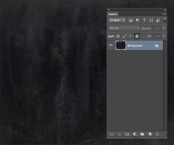 Create Chalkboard Effect in Photoshop