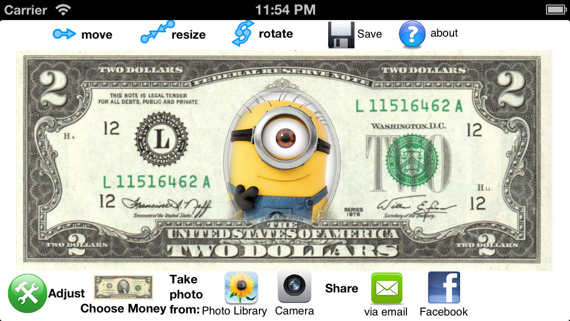 12 Design Your Own Dollar Bill Images