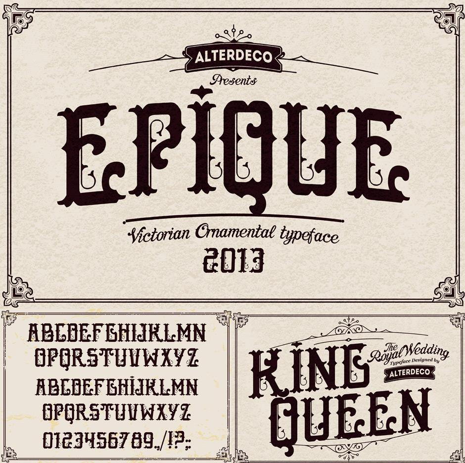 11 Unique Font Styles Images