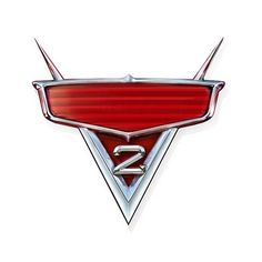 Disney Cars Blank Logo
