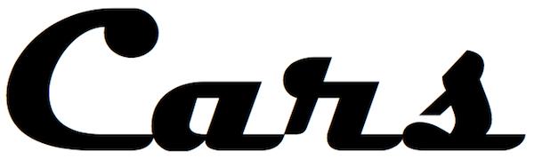 Disney Cars Font Download