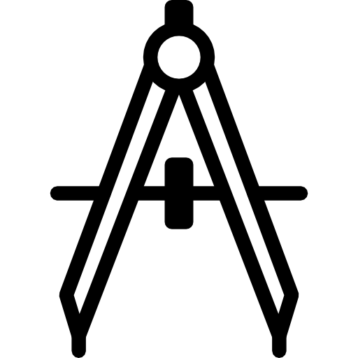7 Drawing Compass Icon Images