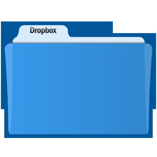Dropbox Mac OS X Folder Icons
