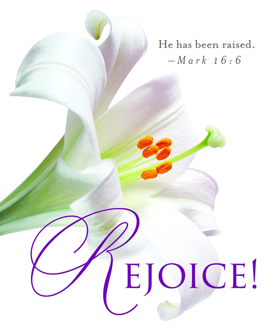 13 Easter Religious Graphics For Bulletins Images