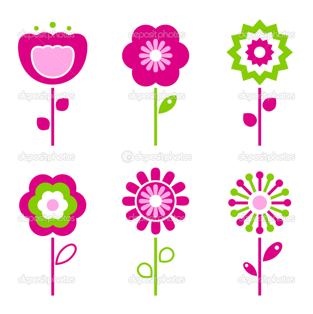 17 Easter Flowers Vector Images Christian Happy Easter Vector