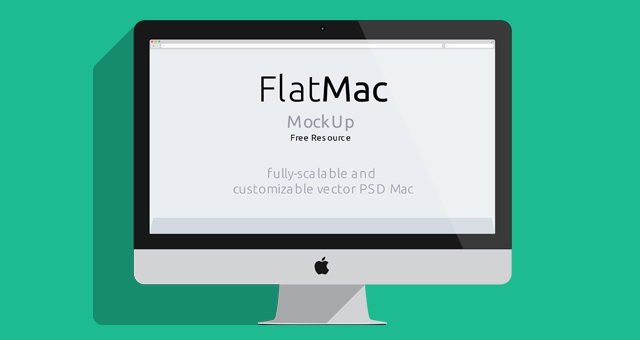 10 Computer Mock Up Psd Images