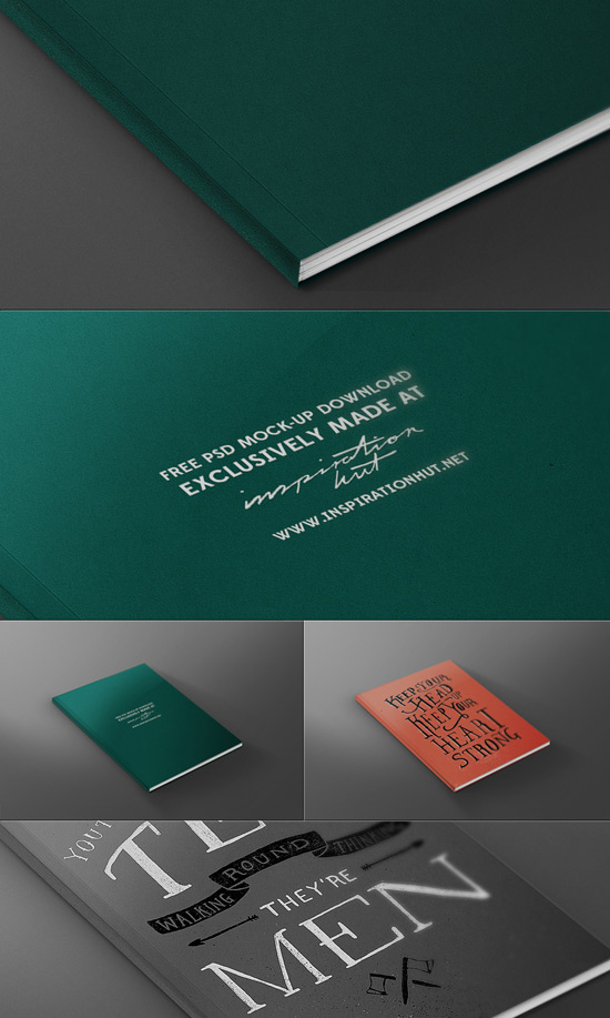 8 Free Mockup Templates Psd Images