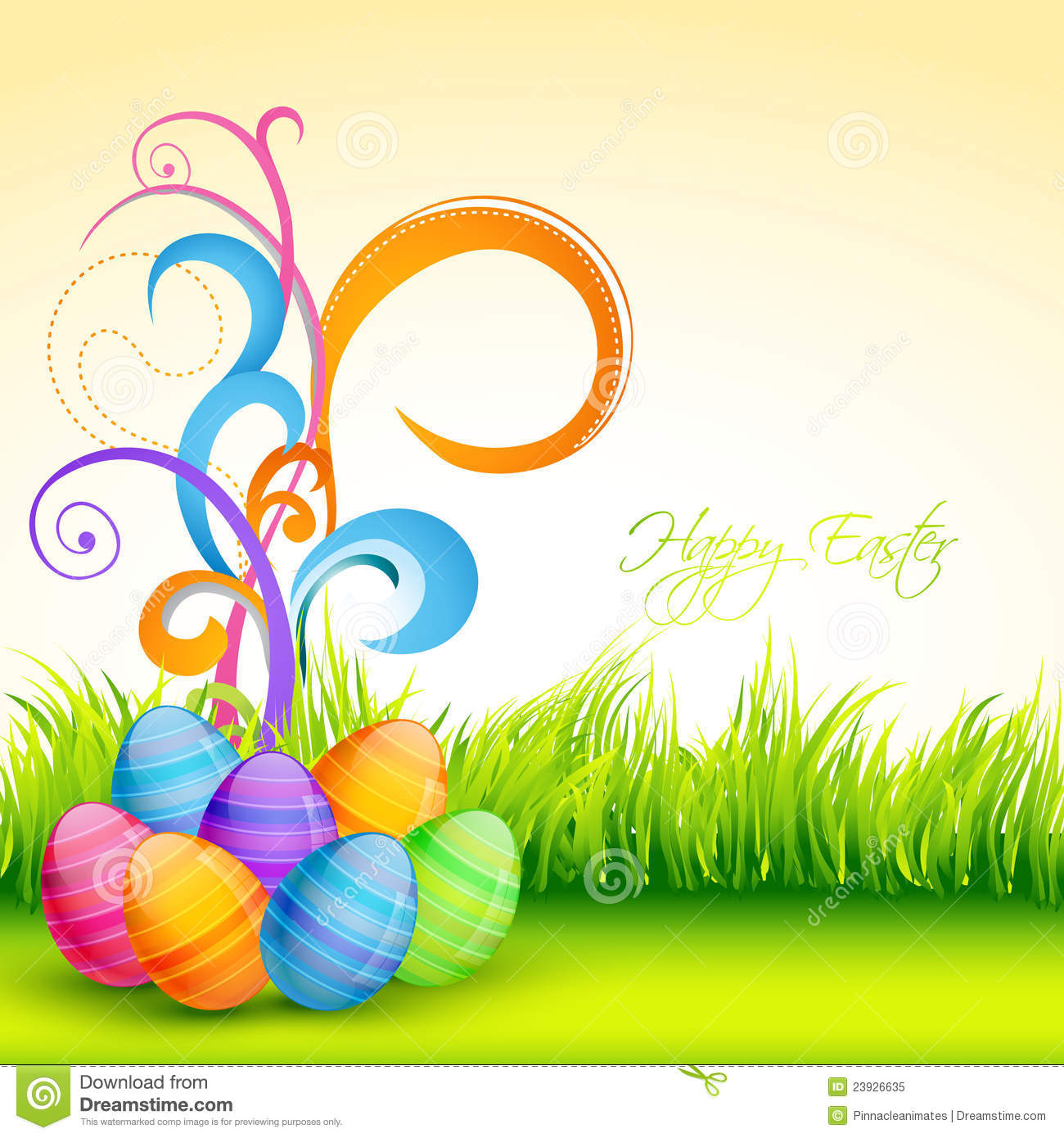 Free Easter Flower Vector