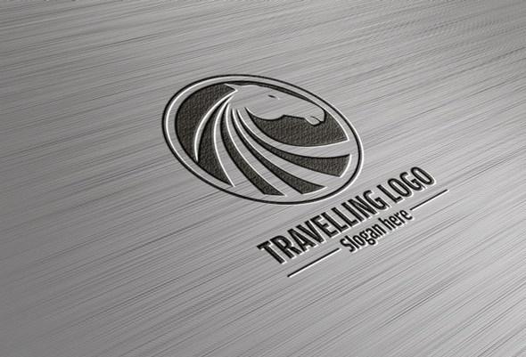 Free PSD Logo Mockup Templates