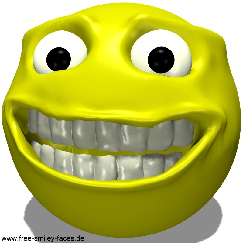 Funny Smiley Faces