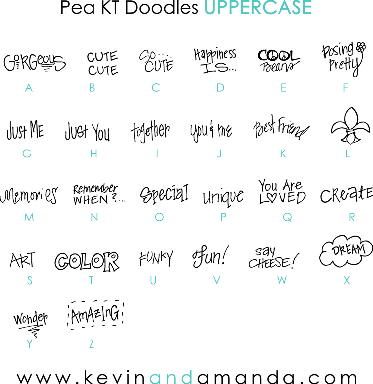11 Cute Fonts For Girls Images