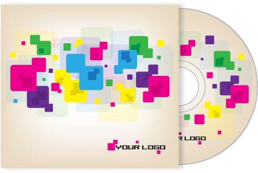 Graphic Design CD Album Covers