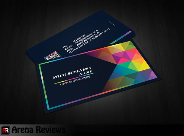 17 Graphic Design Business Cards Images