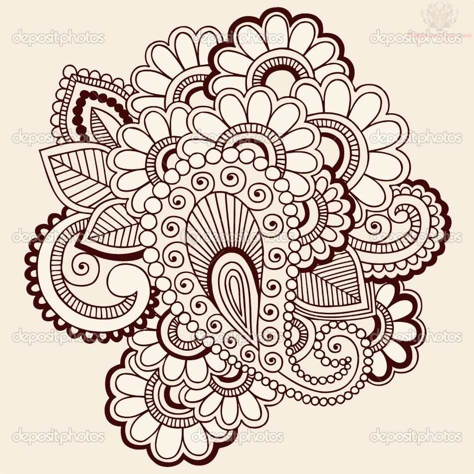 15 Paisley Pattern Design Images