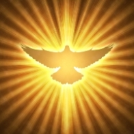 Holy Spirit Fire Dove