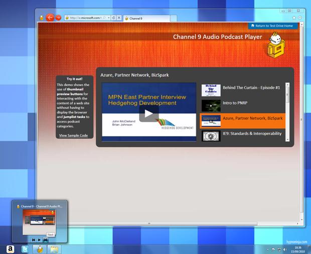 Internet Explorer 10 Favorites Bar Missing