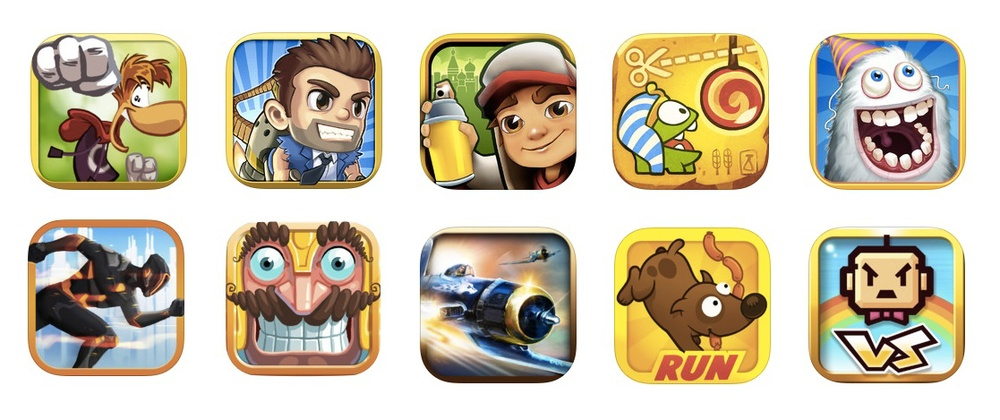 13 My Games Icon Images