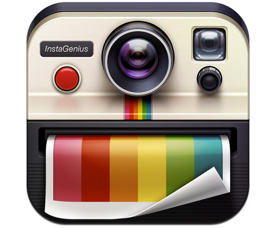 17 IPhone Instagram Icon Images - Instagram Logo with ...