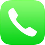 iPhone Icons Phone Number
