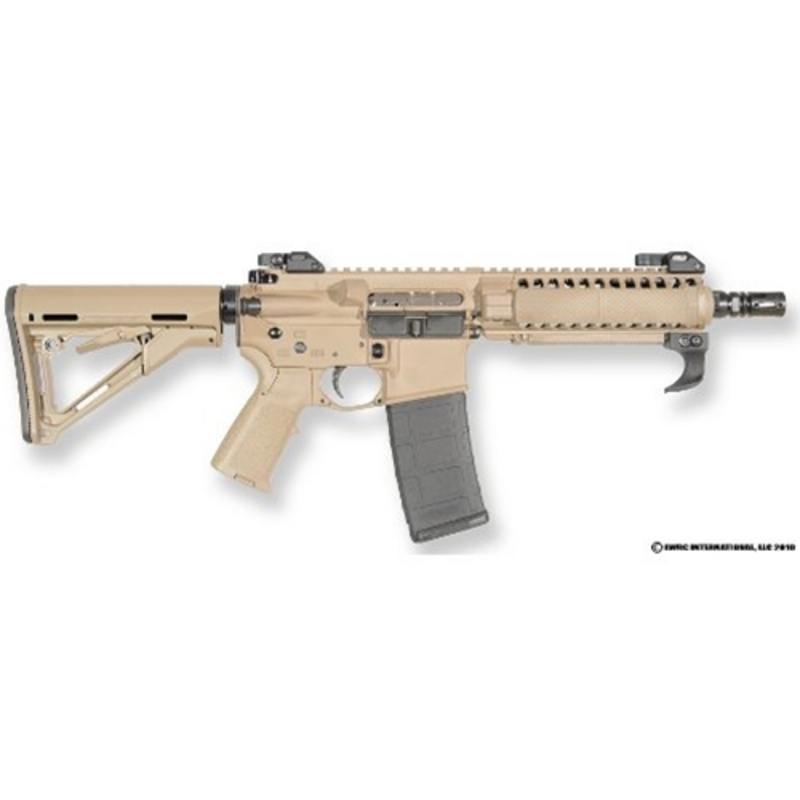 10 LWRC PSD Rifle Images