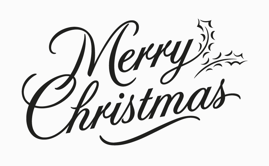 Merry Christmas Lettering.14 Merry Christmas Lettering Design Images Merry Christmas