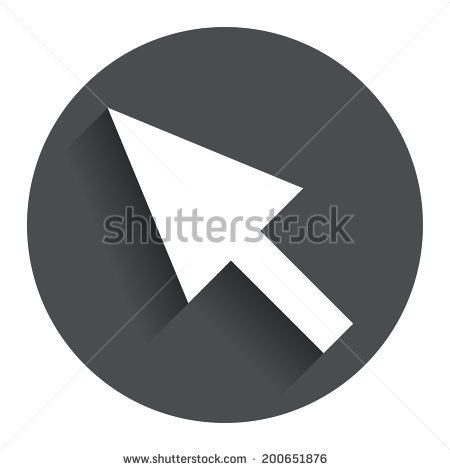 7 Mouse Icon Circle Vector Images