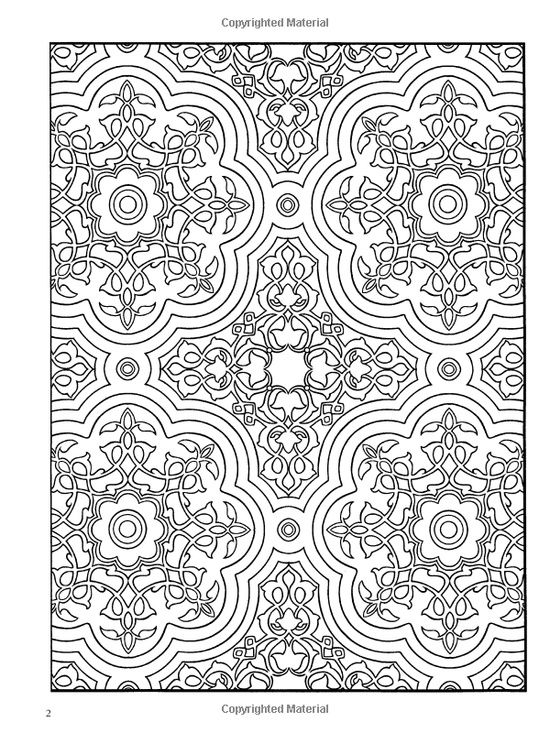 12 Paisley Design Coloring Pages Animals Images - Paisley Pattern ...
