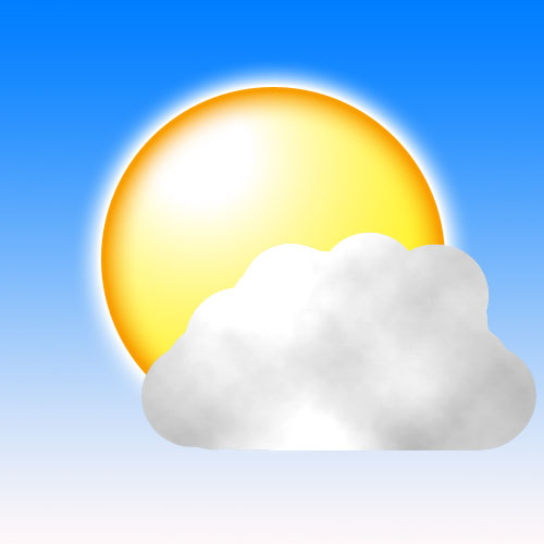 Partly Cloudy Weather