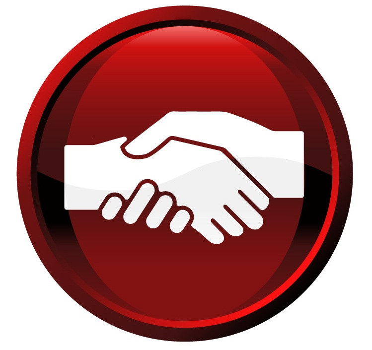11 Shaking Hands Icon Images