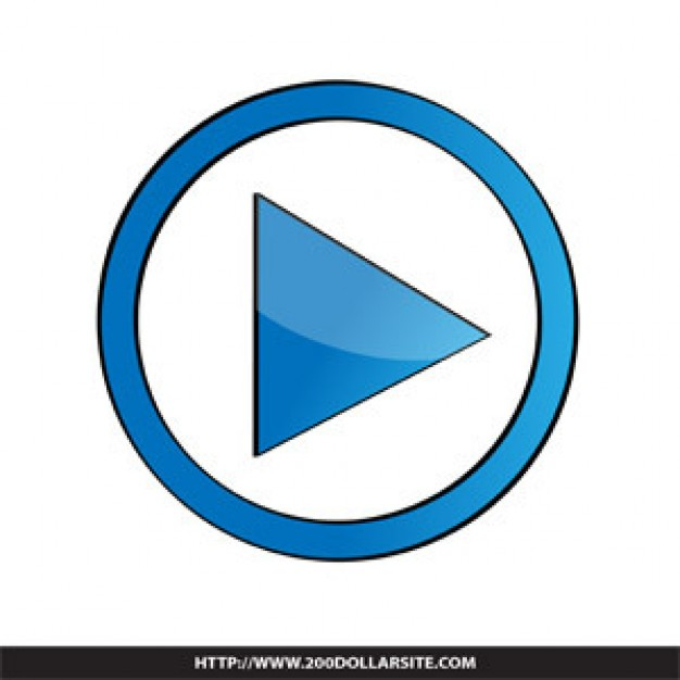 12 Play Button Vector Free Images