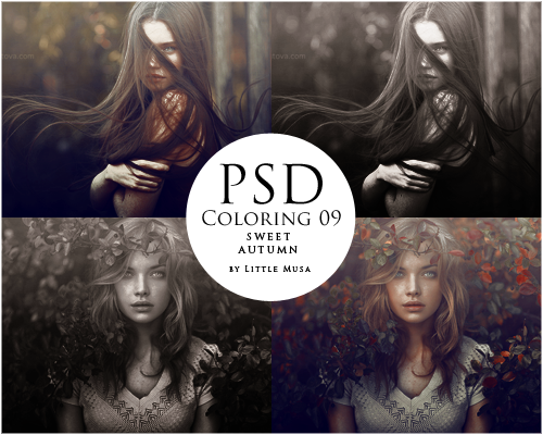 15 Photoshop PSD Tumblr Images