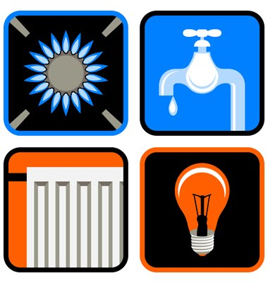 13 Public Utilities Icon Images